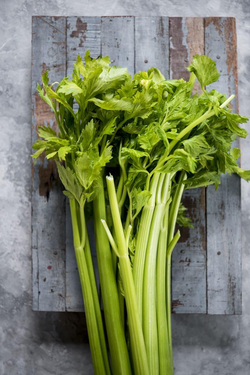 fresh celery